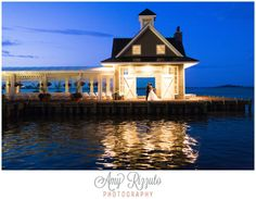 Mallard Island Yacht Club Wedding   www.amyrizzutophotography.com