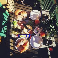 Swedish breakfast by Sandra Beijer