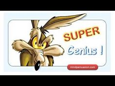 SUPER GENIUS - Hypnotic Suggestions - Brain Waves - Unleash Your Genius Intelligence