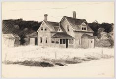 Whitney Museum of American Art: Edward Hopper: House on the Cape