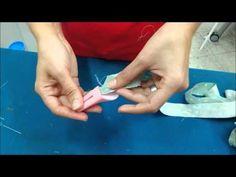 CÓMO COSER UN BIES EN CURVA - Aprender a coser - YouTube