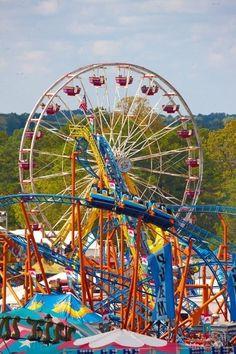 North Carolina State Fair in Raleigh