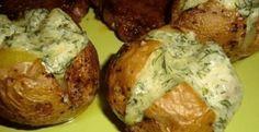 Brambory jsou častou součástí hlavních jídel, polévek, ale i předkrmů. Dají se připravit na řadu způsobů, ať už v podobě bramborové kaše nebo hranolků. Dnes vám nabízíme brambory, plněné skvělou nádivkou, kterou si můžete přizpůsobit podle vlastních chuťových preferenci. Co budeme potřebovat: 1 kg brambor 50 g tvrdého sýra 30 g másla 1 PL majonézy …