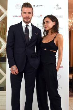 David Beckham Reveals He and Victoria Secretly Renewed Their Vows