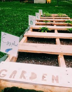 7-Step Pallet Garden | Pallet Projects For Your Garden This Spring