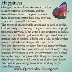 Happiness - worth reading.
