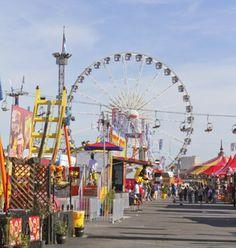 Arizona State Fair in Phoenix, AZ... Fun things to do