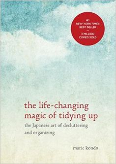 The title of this book says it all. This book helps you re-think cleaning and what to keep in the home.