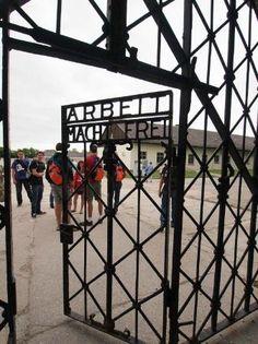 W.W. II, Dachau