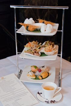 Review of Chinese Afternoon Tea at Grand Imperial restaurant London