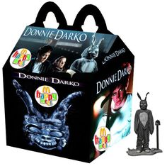 """Donnie Darko"" Happy Meal"
