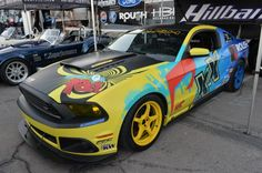 SEMA Roush Performance announces switch to Pirelli World Challenge series Road Race Car, Race Cars, New Mustang, Ford Mustangs, Pony Car, Us Cars, Performance Cars, Ford Gt, My Ride