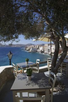 Syros - Greece. Συρος - Ελλαδα. Syros Greece, Mykonos Greece, Athens Greece, Santorini, Paradise Travel, Greek Isles, Greece Islands, Places To Travel, Travel Destinations