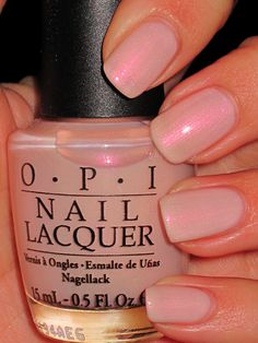 "OPI ""Who Needs A Prince"""