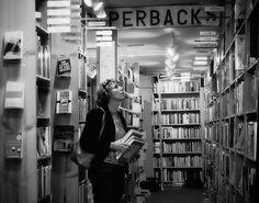 William James Bookstore, Port Townsend, Washington