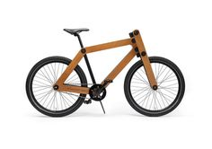 Sandwichbike: A Flat Packed Wooden Bicycle Photo