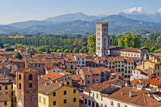 Lucca's Centro Storico (Historic Center)