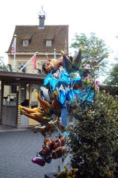 Rotterdam Zoo, Entrance Photo Angela Kuckartz
