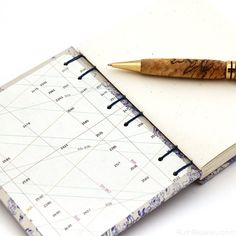 Nautical Chart Journal made with a very unusual by RuthBleakley