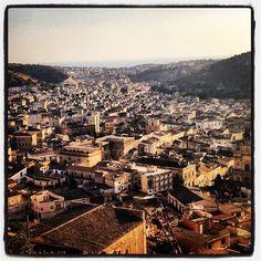 #Scicli: Panorama  Instagram: afoninamargarita    #sciclidigitale #Italy #Sicily #instagram