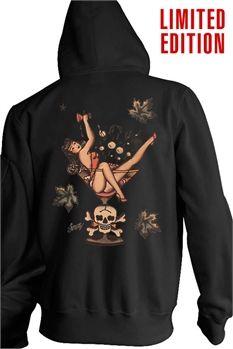 sailor jerry hoodie