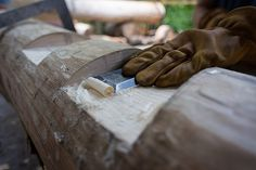 Grindbygg Timber Framing Class: Day Two