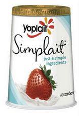 Free Yoplait Simplait Yogurt at Albertsons!