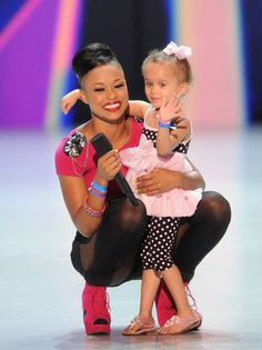'X Factor': Paige Thomas' 3-Year-Old Daughter Scouted by L.A. Modeling Agency