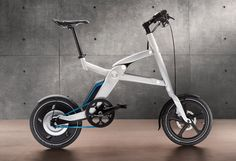 BMW i Pedelec Electric Bike