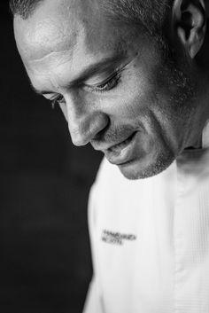 Juan Pozuelo. Un cocinero honesto con los pies en la tierra, gran divulgador gastronómico y, desde hace diez años, el principal asesor culinario del grupo Raza Nostra.