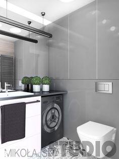 beton - łazienka - zdjęcie od MIKOŁAJSKAstudio - Łazienka - Styl Industrialny - MIKOŁAJSKAstudio
