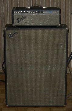 Fender bassman 50 head & cabinet