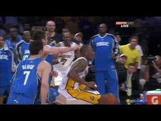 Pau Gasol vs Magic NBA Finals G2(7-6-2009)