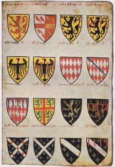 héraldique, heraldry, blason, Blazon