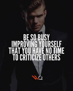 """Success quotes: """"Criticism is not in the play book, when you're too focused on improving yourself Quote: Chetan Bhagat – Image: U – Quotes Wisdom Quotes, Quotes To Live By, Me Quotes, Motivational Quotes, Inspirational Quotes, Qoutes, Couple Quotes, Belief Quotes, Music Quotes"""