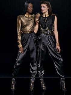 HELA Balmain X H&M-kollektionen | Nöjesguiden