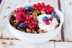 Vegan en glutenvrije muesli // Verrassend ontbijt