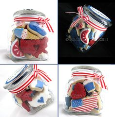 Patriotism in a Jar :)