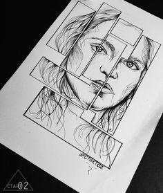 #arte#drawing#draw#desenho#desenhista#tattoo#tatuagens#ctart02#daissonsilva#drawings#draws#mulher