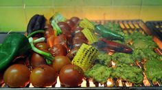 שלל ירקות בגריל