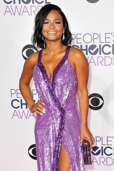 2016 People's Choice Awards red carpet arrivals