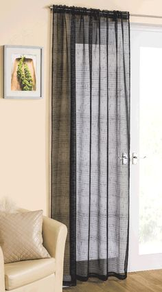 Casablanca Voiles and Swags. Available in various sizes and colours. Swags Each. Cream Curtains, Voile Curtains, Voile Panels, Sparkles Glitter, Rod Pocket, Curtain Rods, Contemporary Style, Colours, Black And White