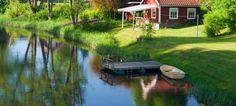 Schweden Urlaub: 7 Tage im Ferienhaus mit Mietwagen und Flügen schon für 144€