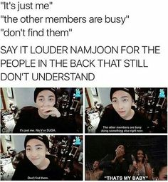 YES THATS MY NAMJOONIE ALL YALL WHO WANNA PUSH AWAY  MY BBYS SHINE LET MY CHILD FREAKING TALK WITH HIS SEXY ASS BEAUTIFUL HONEY GOLD VOICE