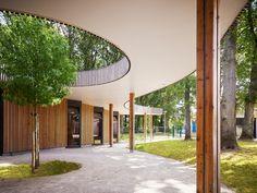 Galeria de Casa das Crianças / MU Architecture - 10