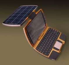 :O solar laptop