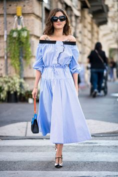 3 Things Women With Perfect Summer Style Always Do | WhoWhatWear AU