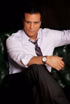 Alberto Del Rio, what? he's cute.