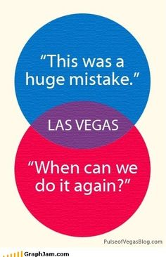 Vegas explained in a venn diagram - Music & Culture for People Who Love Charts Las Vegas Quotes, Casino Quotes, Gambling Quotes, Vegas Humor, Vegas Memes, Vegas Vacation, Life Lyrics, Good Day Song, Book Club Books