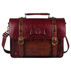 Womens Fashion Stylish PU Leather Casual Shoulder Bag
